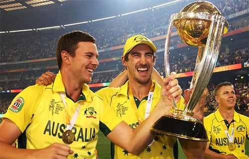 ICC World Cup multi-year tournament