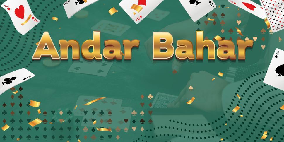 Andar Bahar popular Indian card game