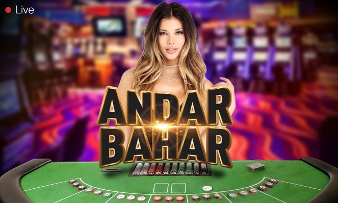 Andar Bahar popular card game