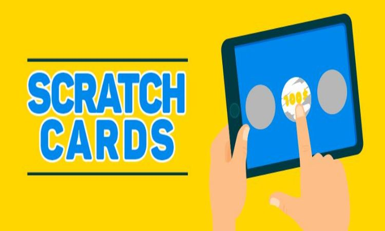 Scratch Cards Online - online games